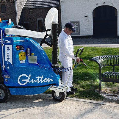 Aspirateur Glutton® H₂O Perfect®